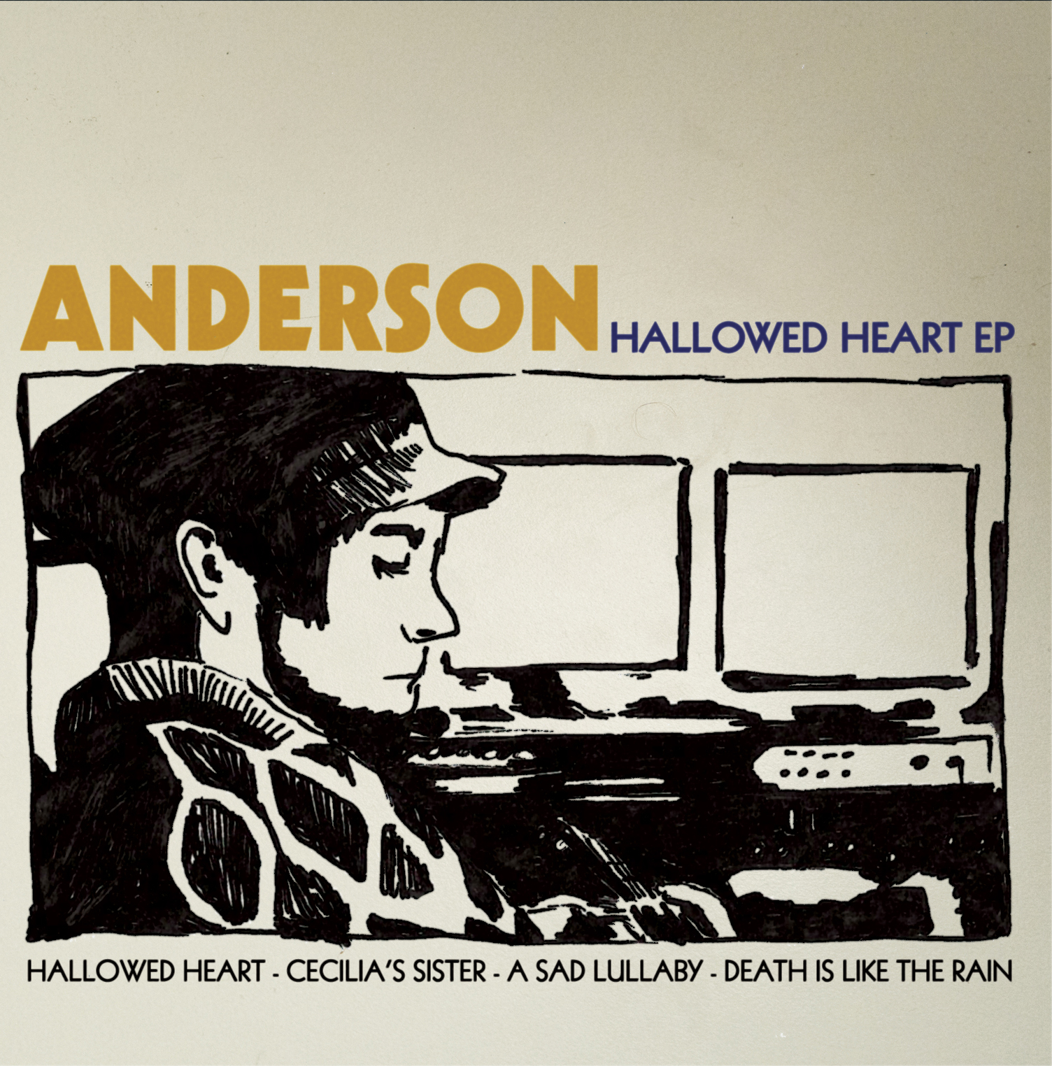 anderson hallowed heart