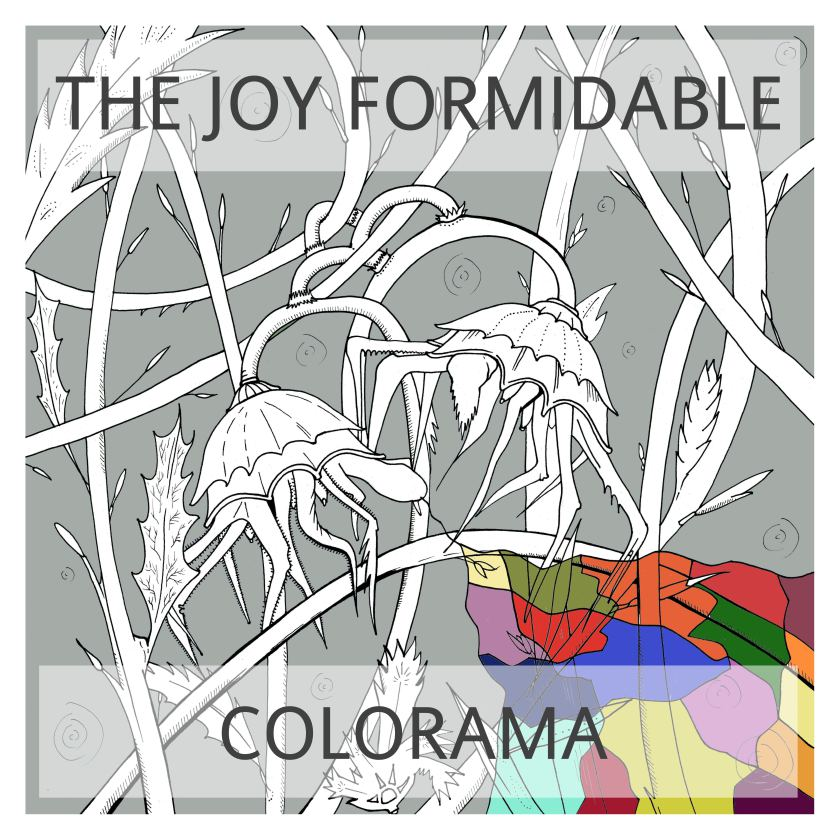 The Joy Formidable  Colorama ARUTHROL