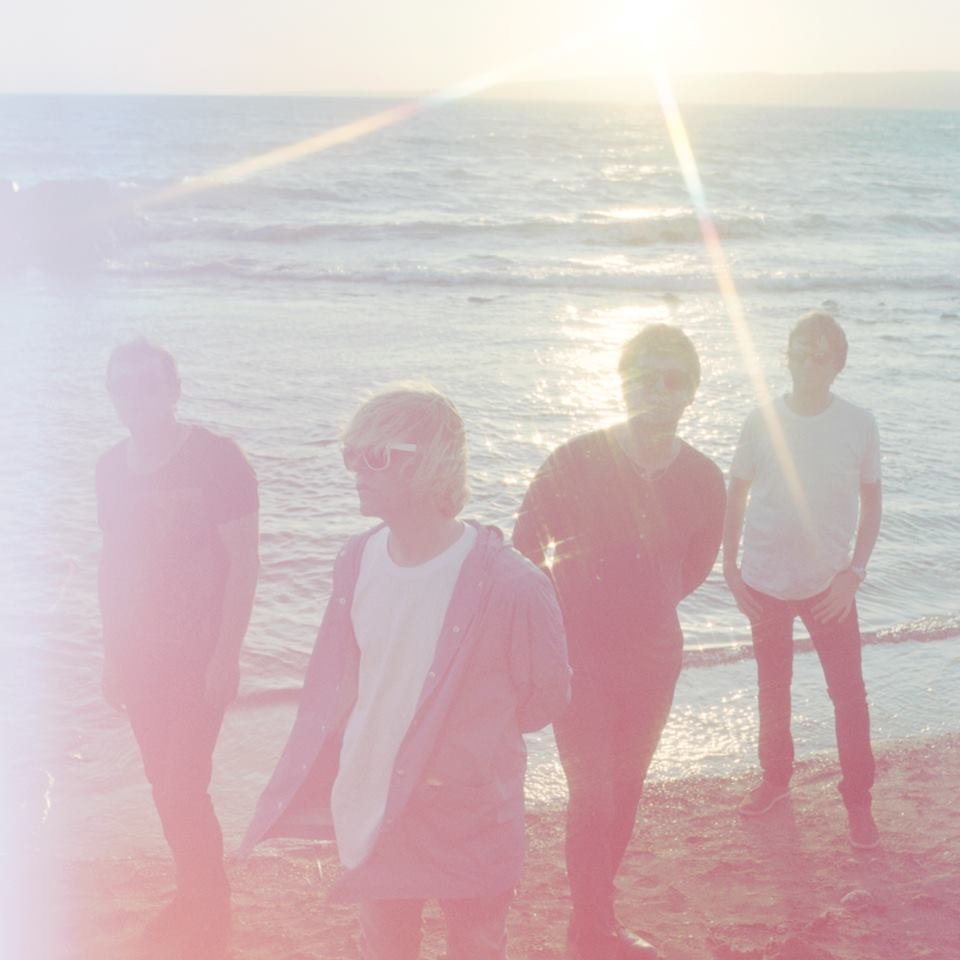 The Charlatans Talking in Tones 2014