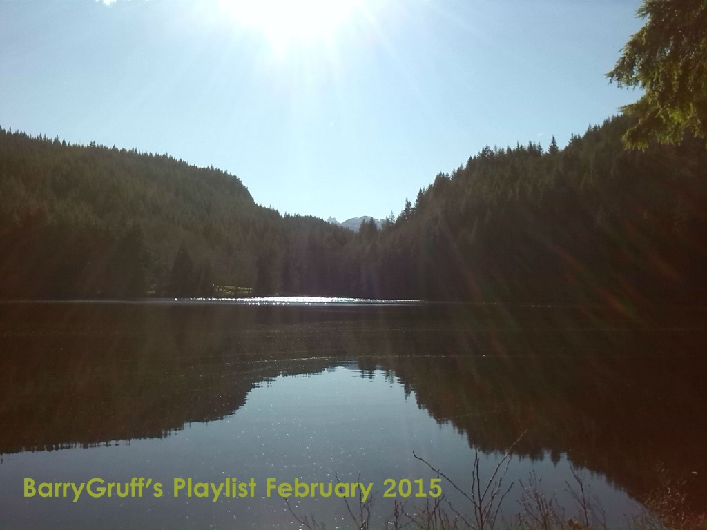 BarryGruff Feb Playlist 2015