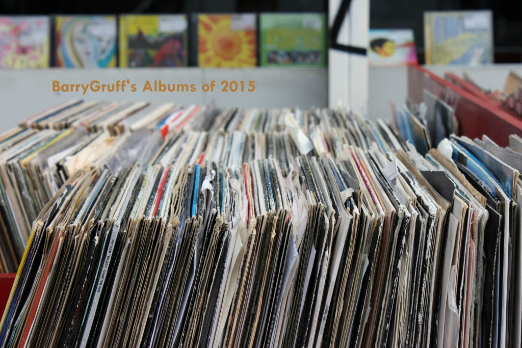 BGs Albums of the year 2015