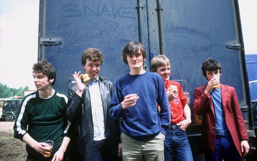 The Undertones Celebrate 40 Years Amp Share New Kevin