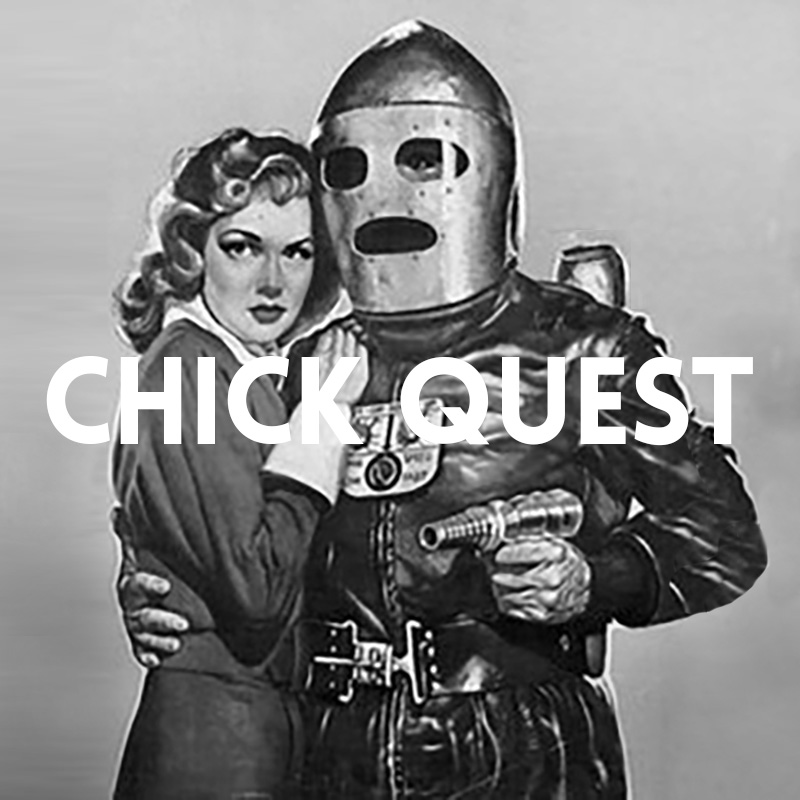Chick-Quest--Down-In-A-Crypt-