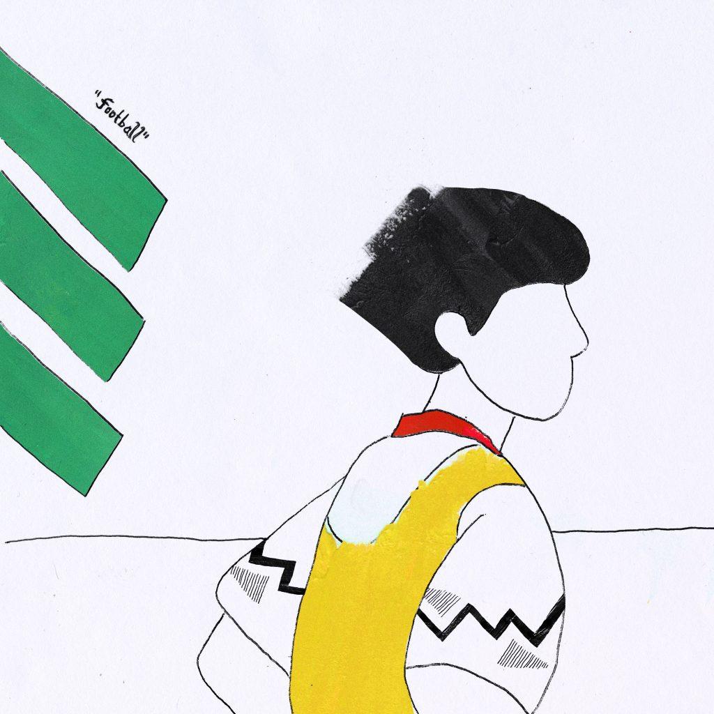 Simen Mitlid – 'Football' | BARRYGRUFF